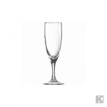 Champagne flute glass 15 cl, 12 stk kartong