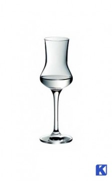 Grappa glass 9,5 cl, 12 stk kartong