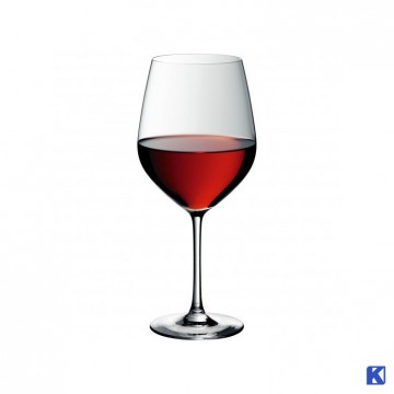 Burgundy glass 70,4 cl, 12 stk kartong