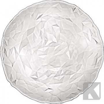 Diamond kakefat glass 31,5 cm