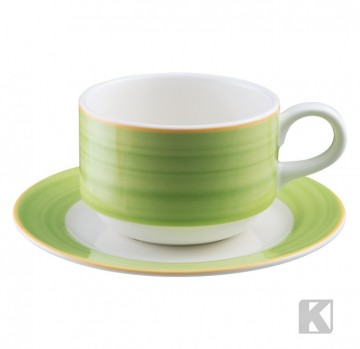 Skål Spring Green 15 cm for 23 cl kopp