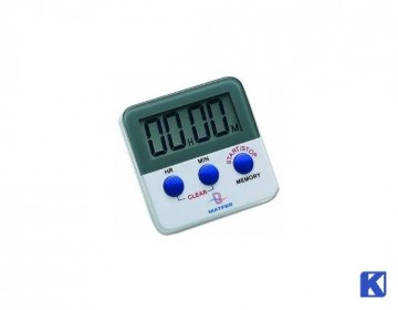 Digitalt tidsur, 20 timer