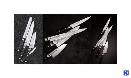 Yaxell Japanske kokkekniver